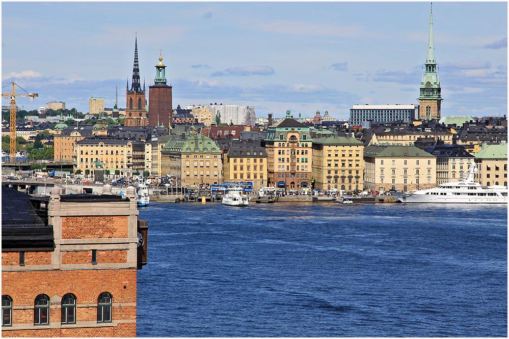 City Stockholm/ Schweden