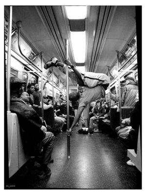 city subway ny i