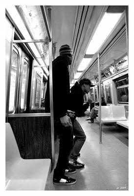 city subway ny iii