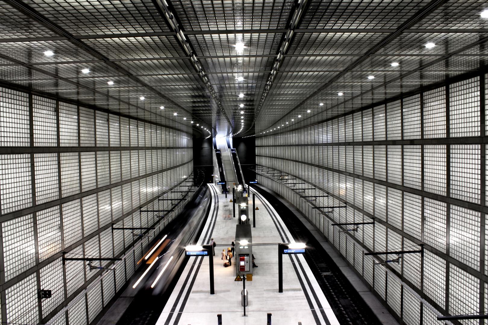 City-Tunnel Leipzig I