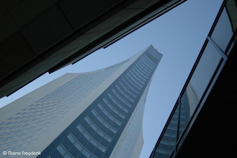 Cityhochhaus in Leipzig