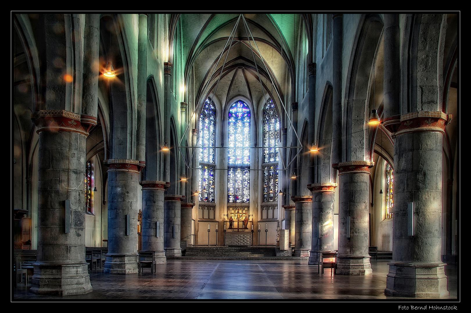 Citykirche Mönchengladbach.....
