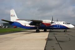 CityLine Hungary Antonov AN-26