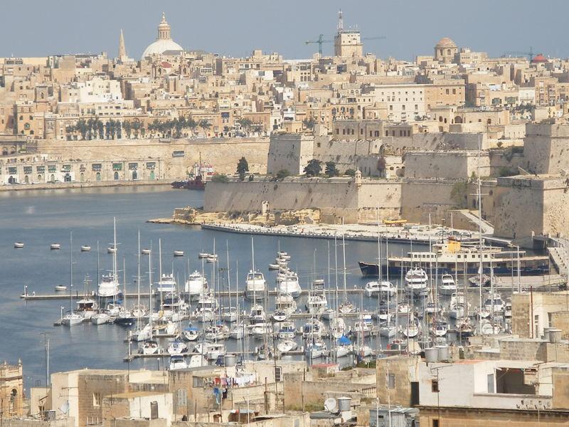 Citys of Malta