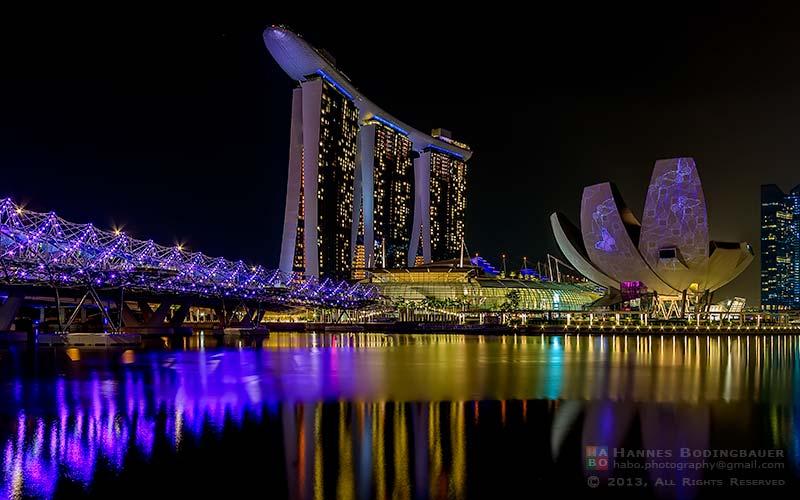 Cityscape | Singapore | Marina Bay