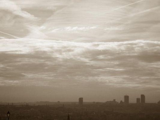 city.smog