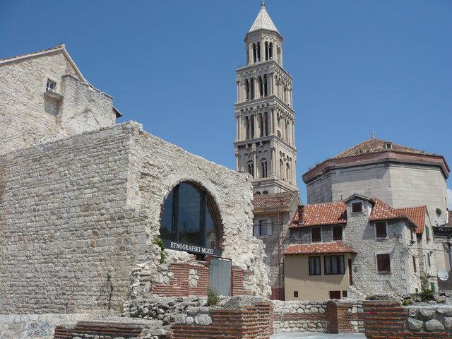 Ciudad antigua - Split - Croacia -