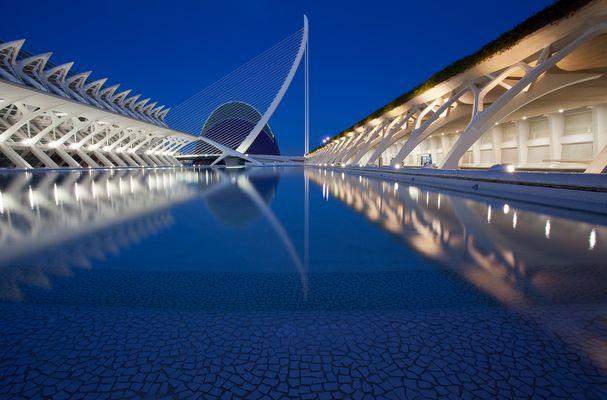 Ciudad de las Artes y de las Ciencias 5