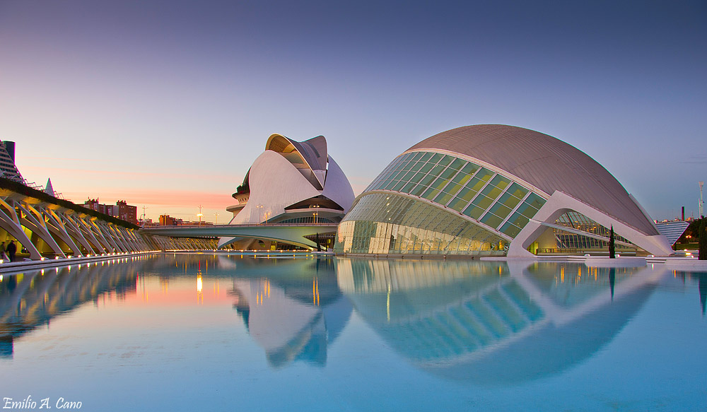 Ciudad de las Artes y las Ciencia