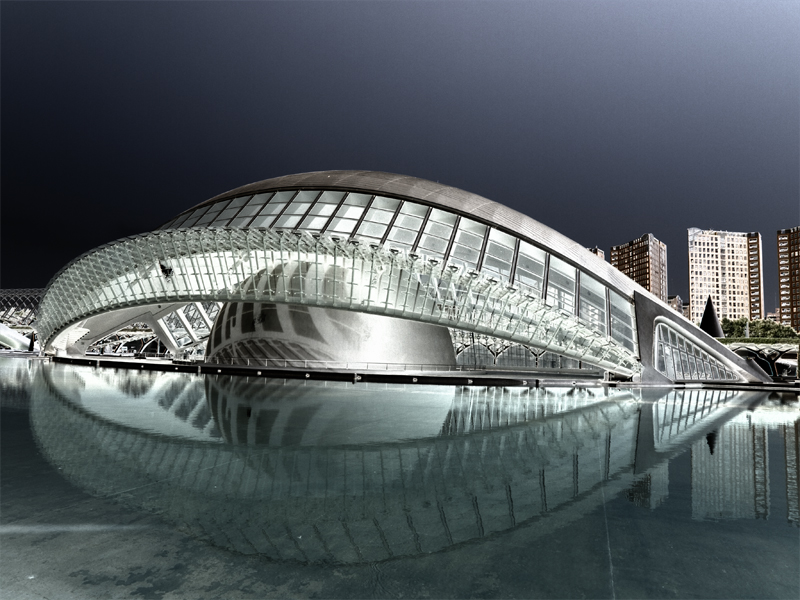 Ciudad de las Artes y las Ciencias 3 (Valencia)