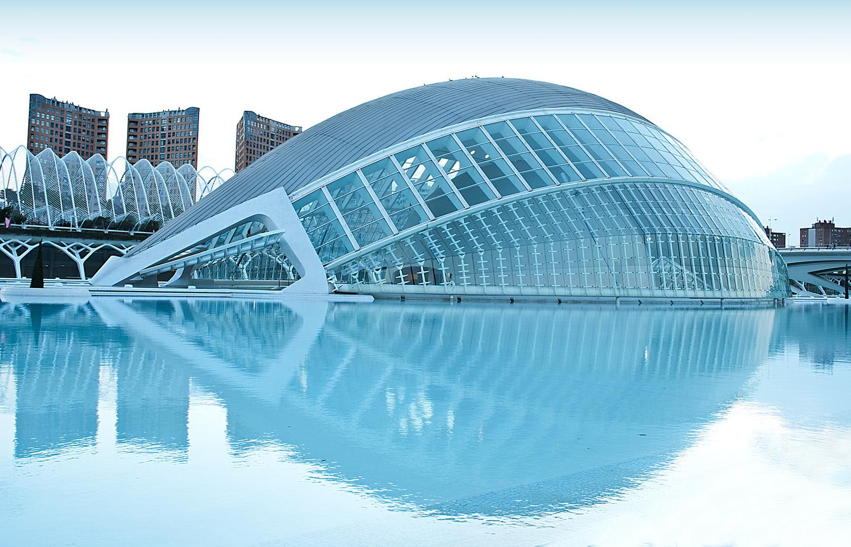 Ciudad de las Artes y las Ciencias II