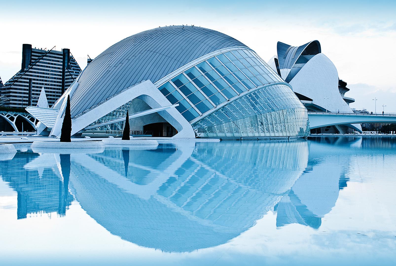 Ciudad de las Artes y las Ciencias III