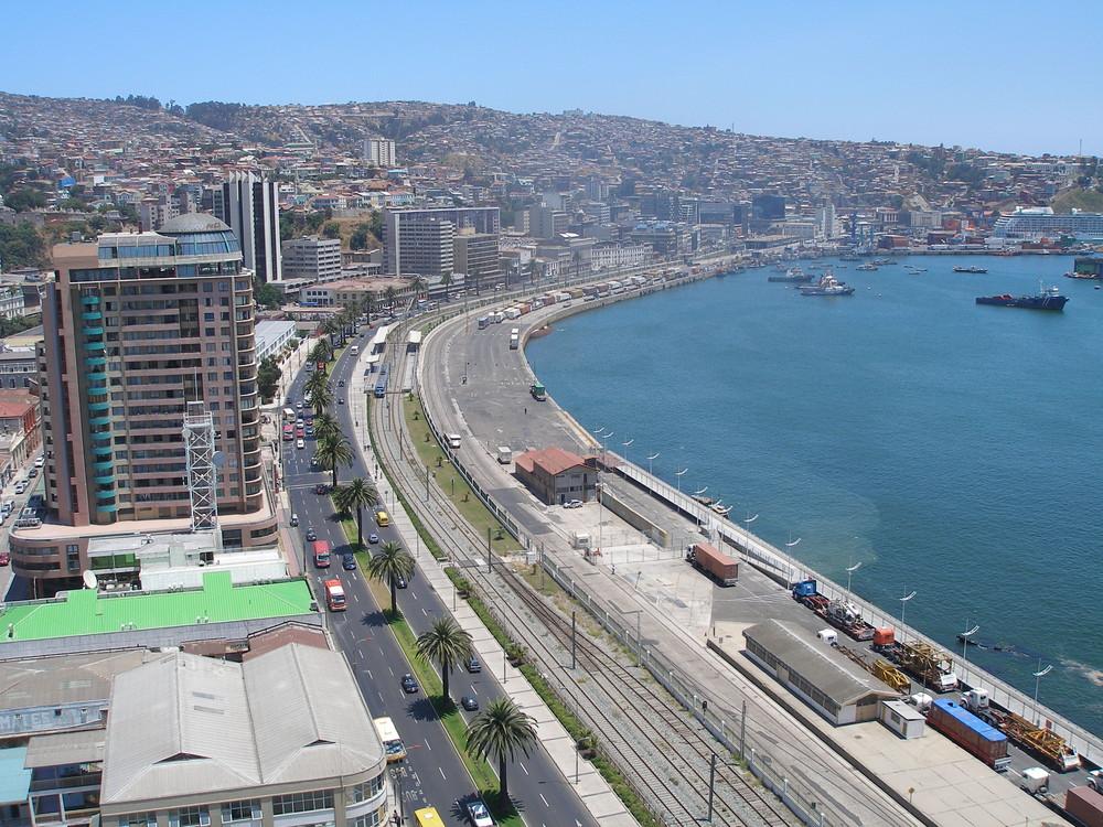 Ciudad de Valparaiso