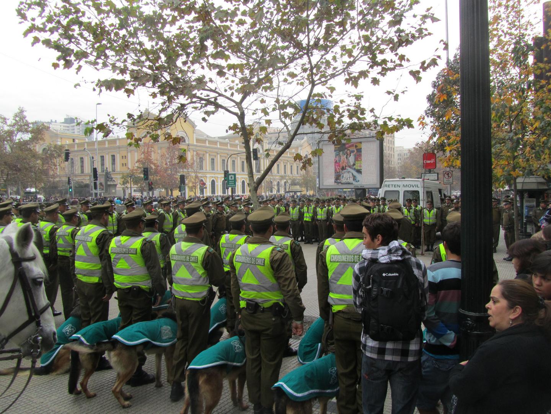 ciudad-estado policial
