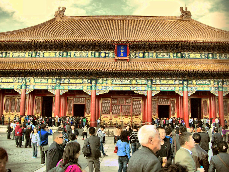 Ciudad no tan prohibida, Beijing