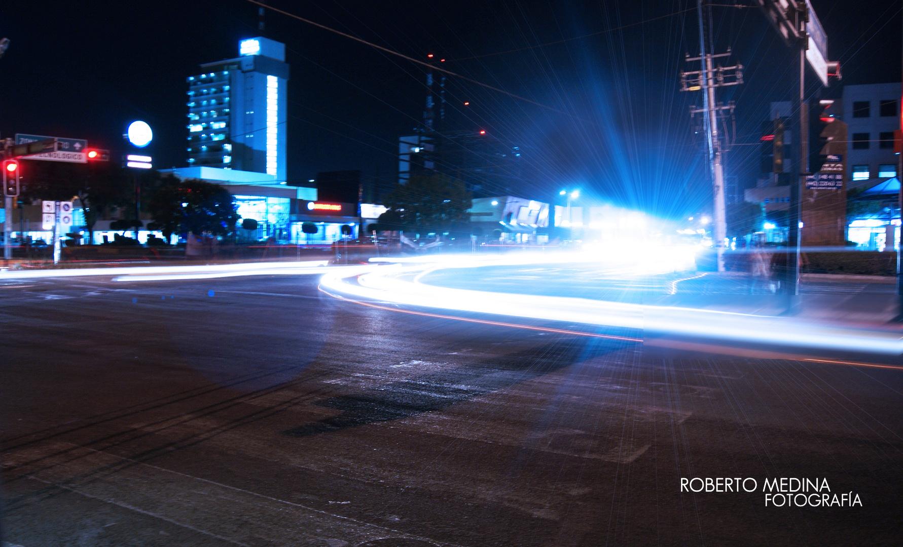 Ciudad Nocturna