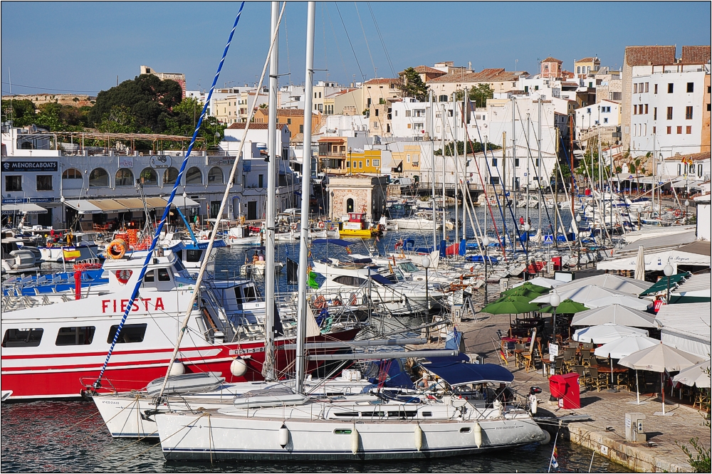 Ciutadella 2, ehemalige Inselhauptstadt von Menorca