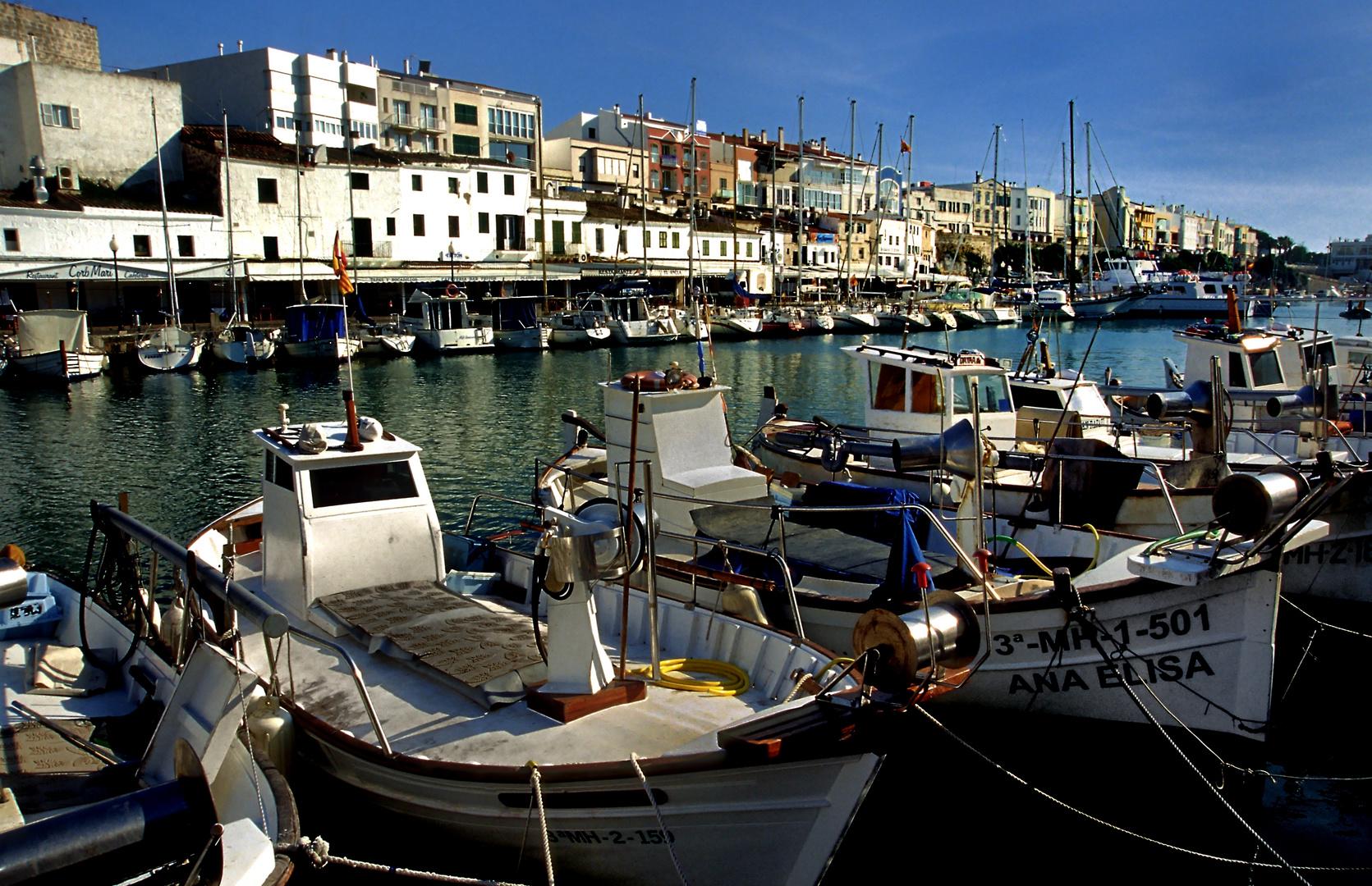 Ciutadella auf Menorca