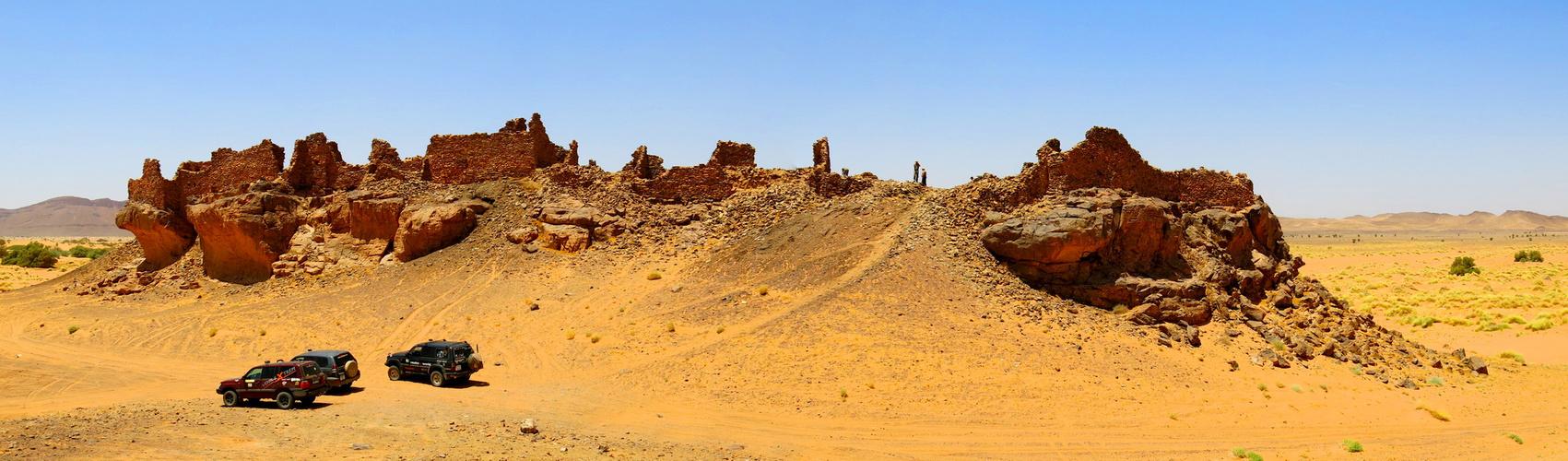 Ciutat perduda al Sahara