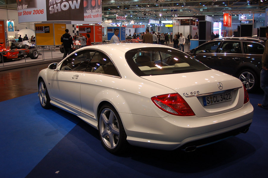 CL 600 Back