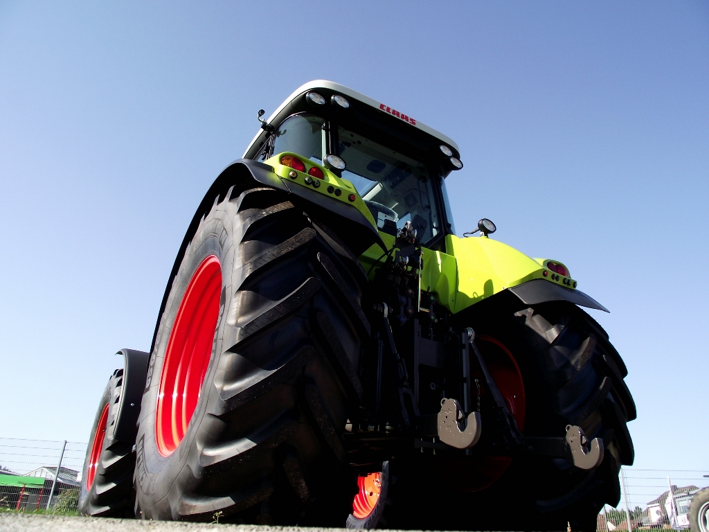 Claas Schlepper