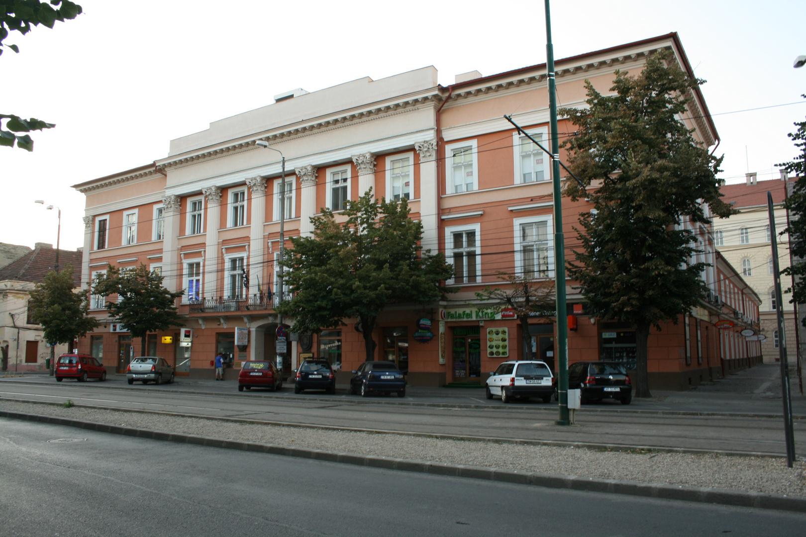 Cladirea Bazar (1735)