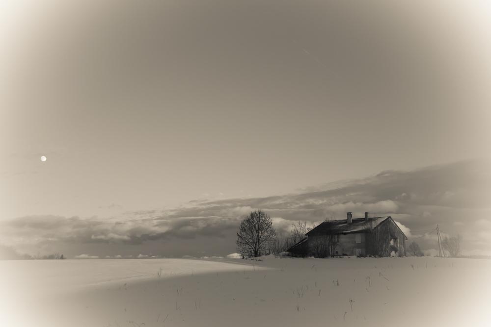 Clair de terre.