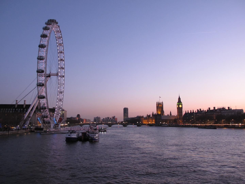 Claire JEANNET Les yeux de Londres, Angleterre