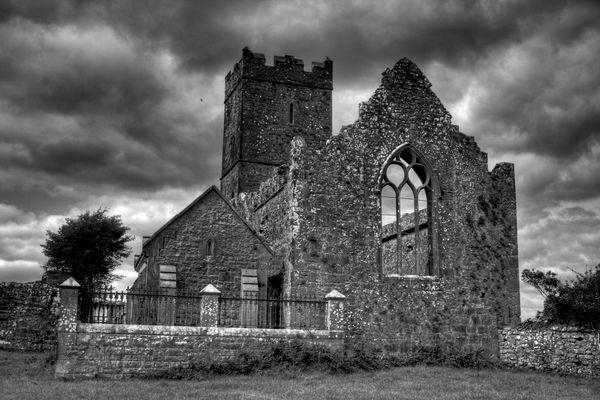 Clare Abbey Ruin
