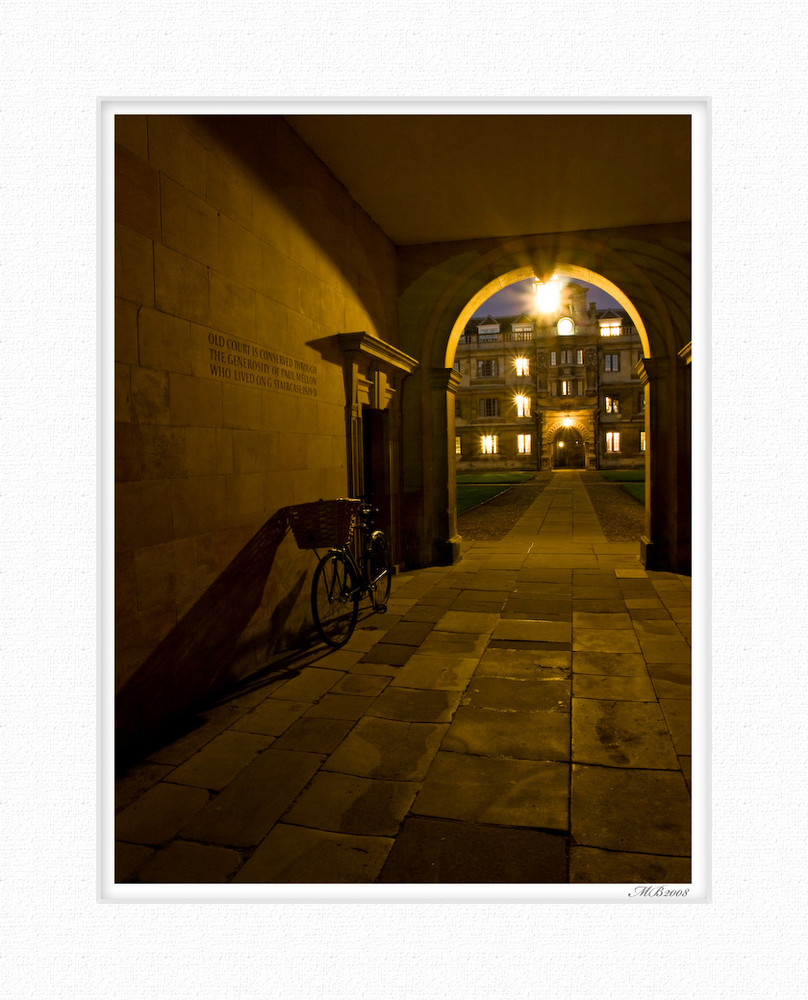 Clare College Cambridge (II)