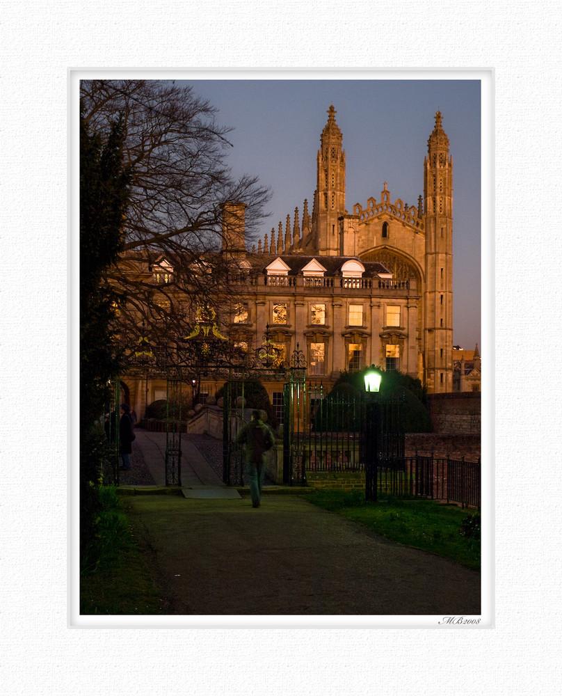 Clare & Kings College (Cambridge)