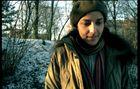 Clarisse im analogen Hamburger Winter 2