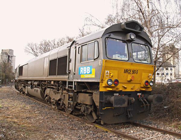 Class 66 DLC
