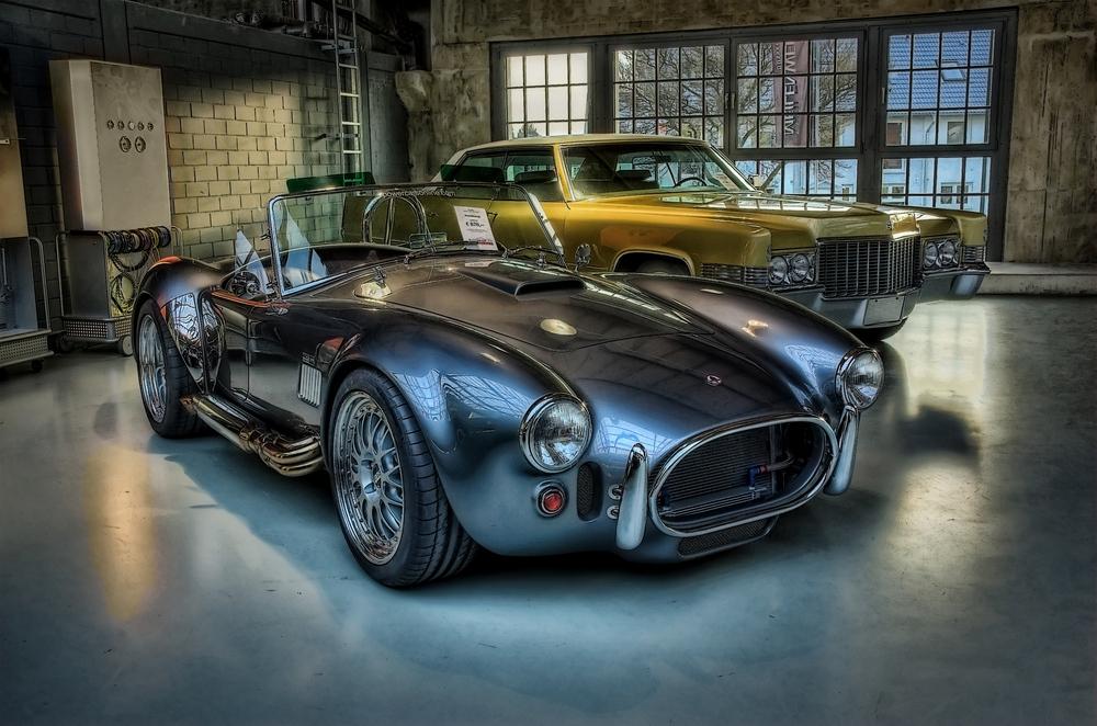 - Classic Cars -