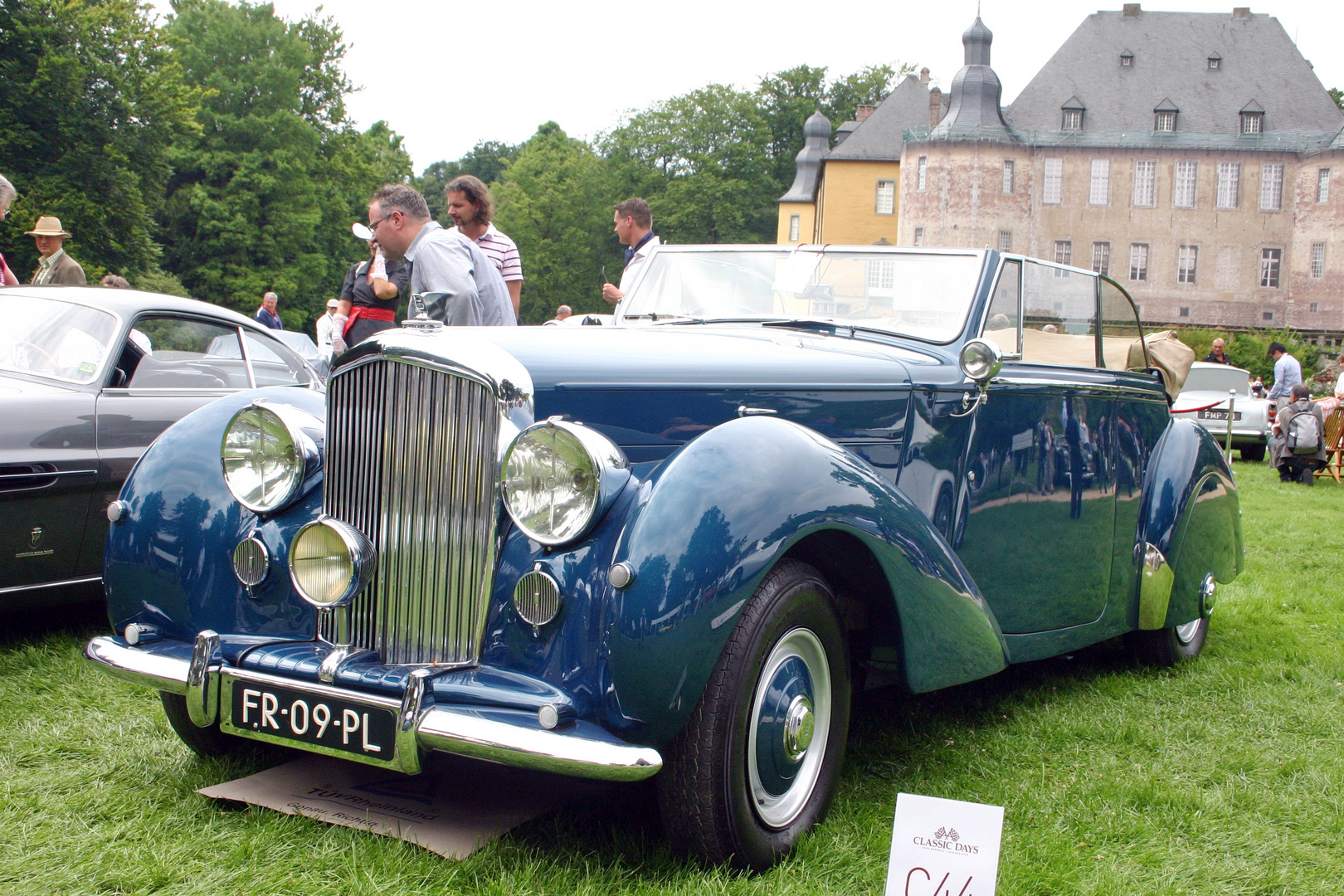 Classic Days Schloss Dyck 06