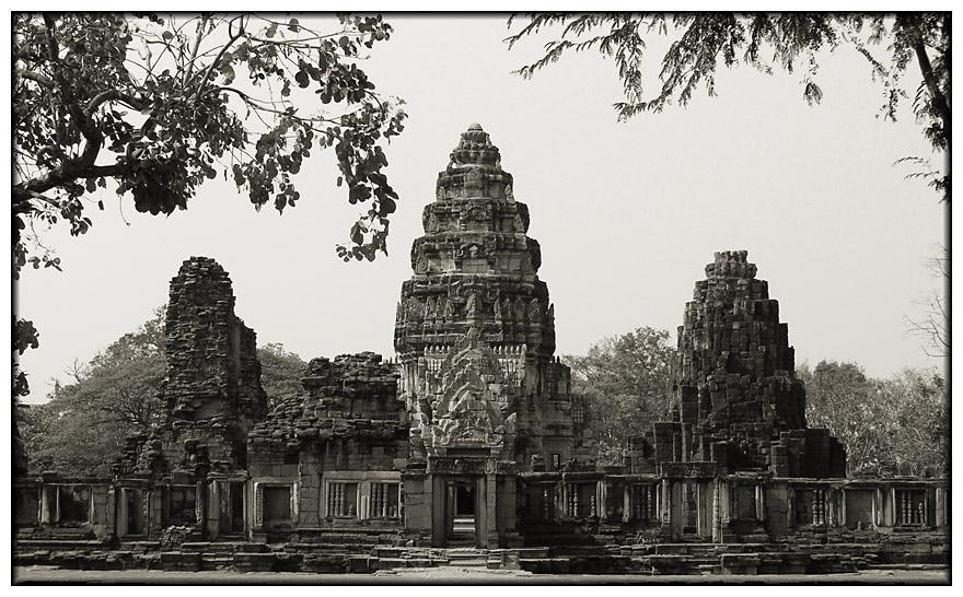 Classic Khmer-Temple (I)