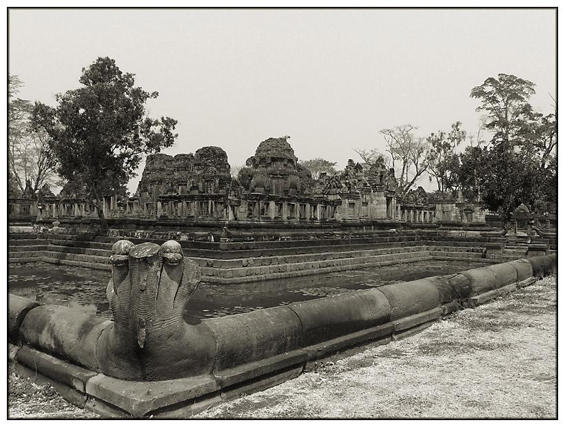 Classic Khmer Temple (II)