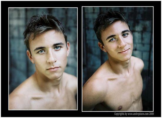Classic Portrait Line - Part II - Copyrights by André Pizaro 2009