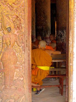 classroom -- Luang Prabang