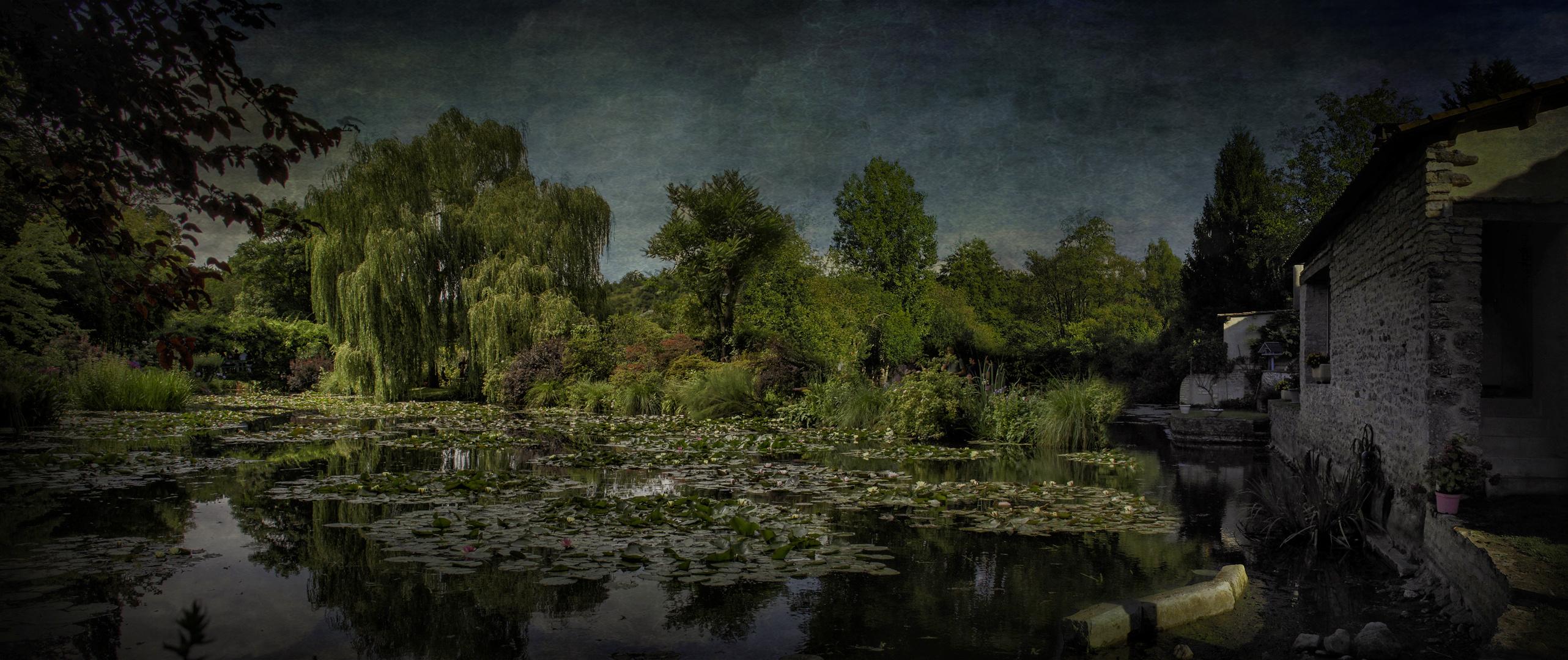Claude Monet dans le Poitou