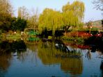 Claude Monet Gärten von Giverny
