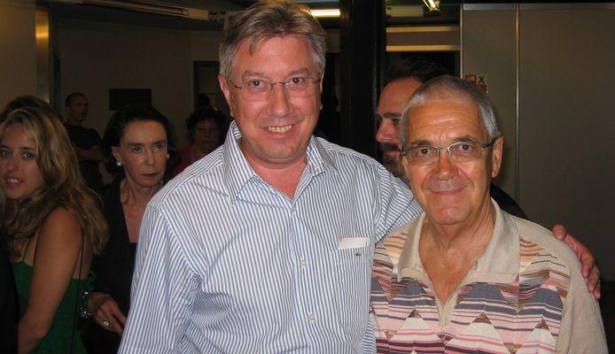 Claude Nobs am 02.07.2006