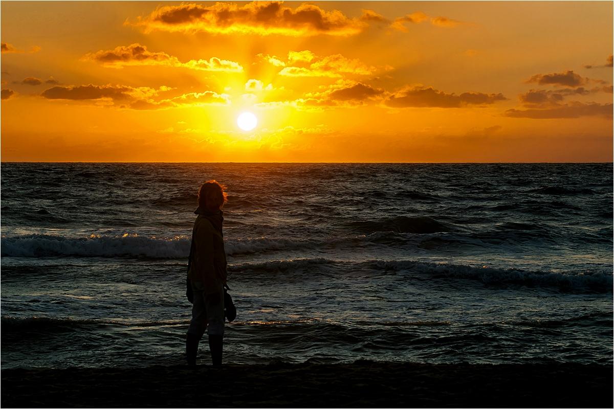 Claudia und ihr Meer