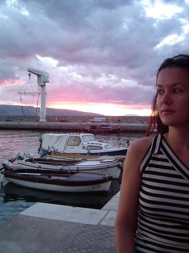 Claudine en Croatie