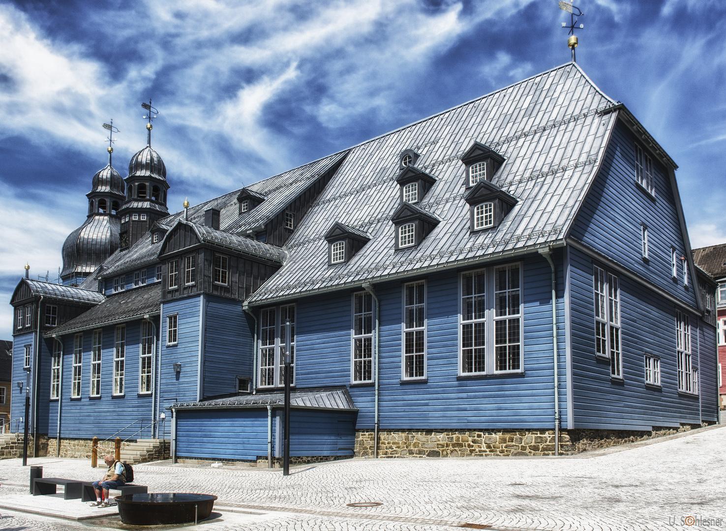 - Clausthaler Marktkirche -