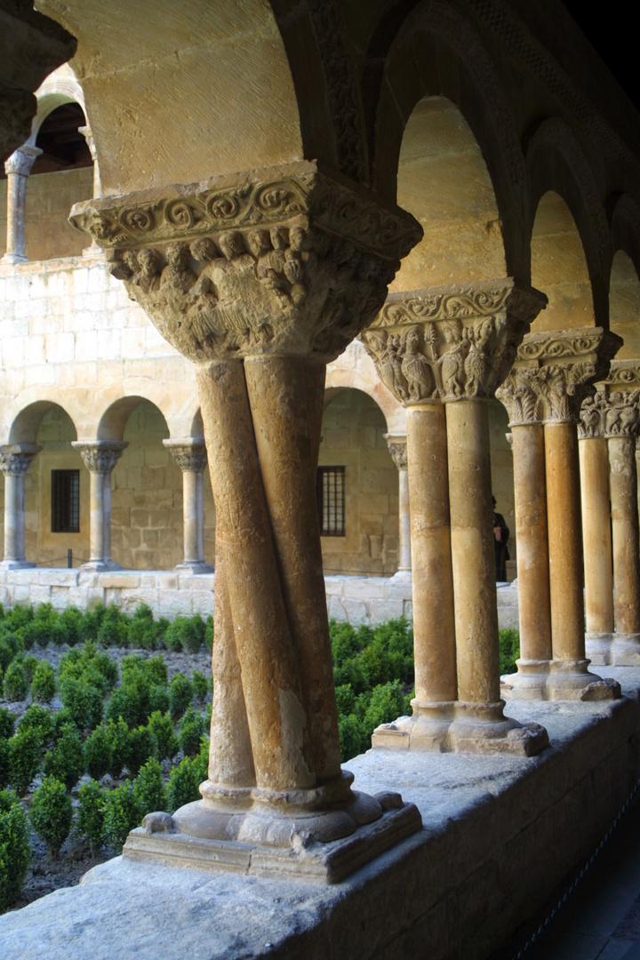 Claustro de Santo Domingo de Silos, Burgos