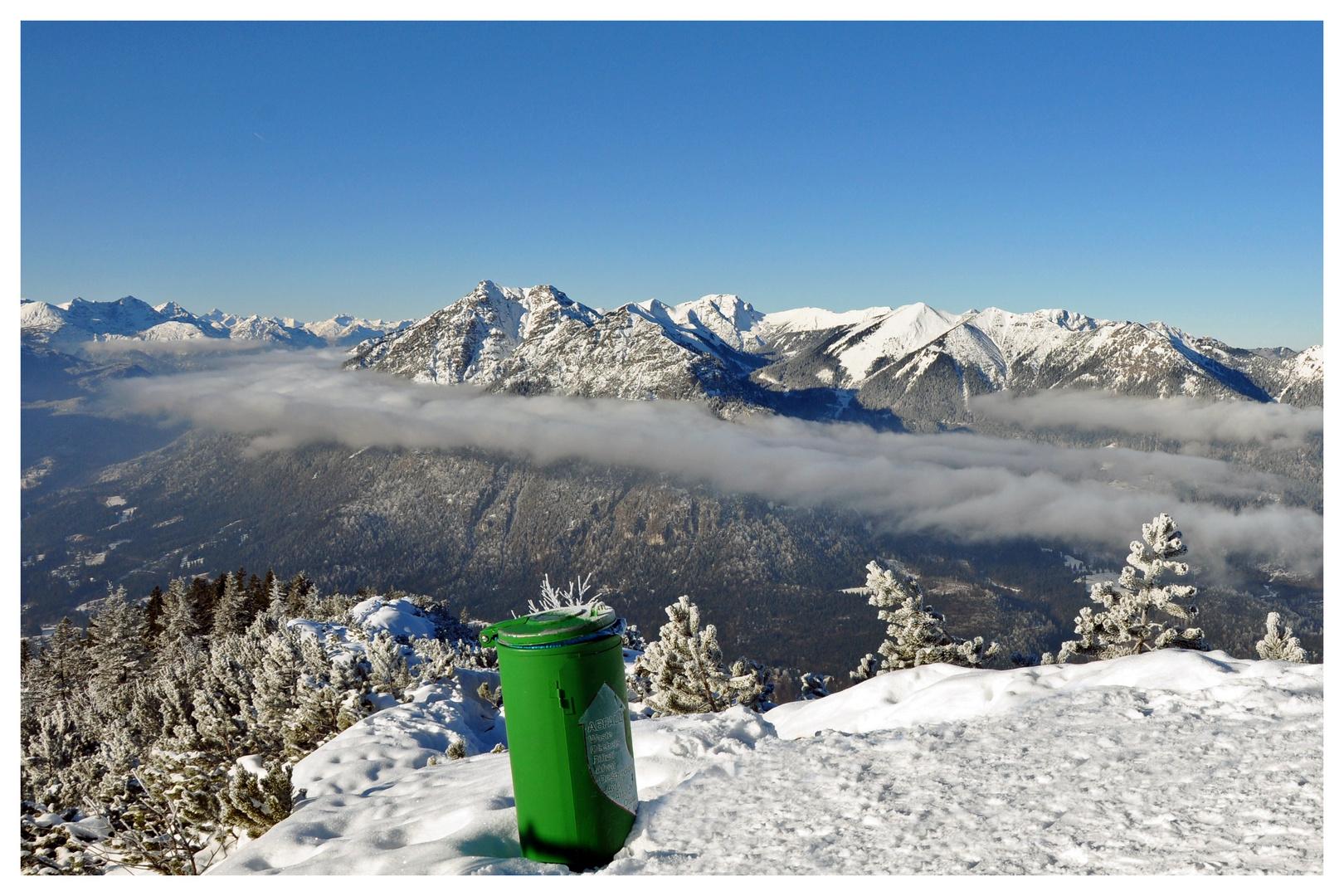 "Clean Mountain Can ""Green Bag"""