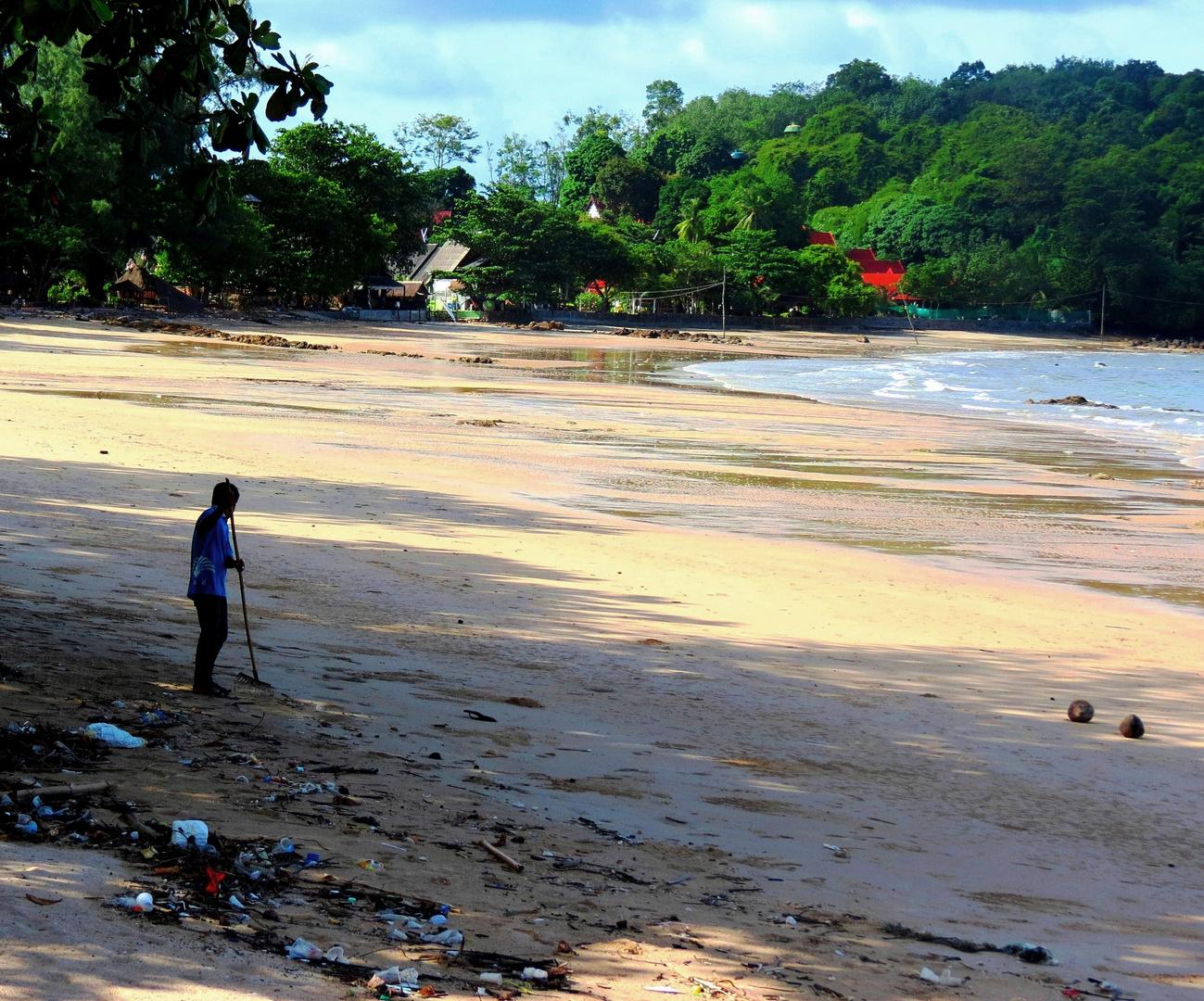 Clean the Beach