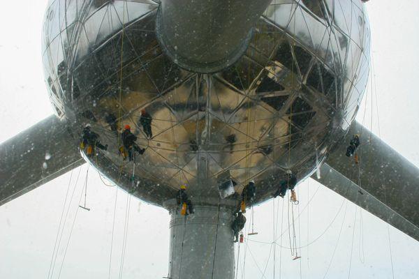 Cleaning up Atomium