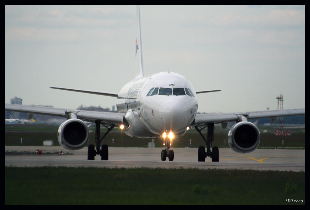 clear for take off
